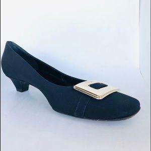 Women's Salvatore Farragamo Florence dress shoes.